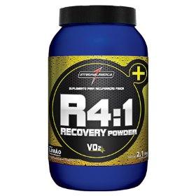R4:1 Recovery Powder Limão - Integralmédica - 2,1Kg