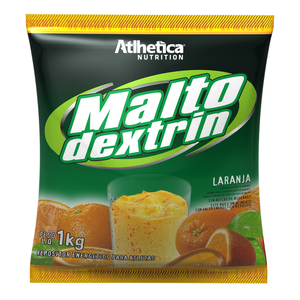 Maltodextrina Atlhetica Evolution Laranja - 1Kg