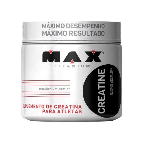 Creatina (150 g) - Max Titanium