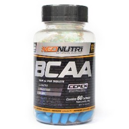 BCAA 1000mg Neo Nutri - 60 Tabletes