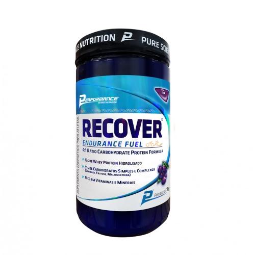 Recover Endurance Fuel Sabor Limão (1Kg) - Performance Nutrition