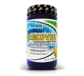 Recover Endurance Fuel Limão 1Kg - Performance