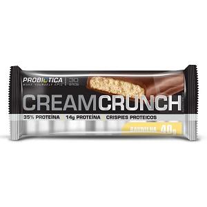 Cream Crunch Bar Baunilha - Pró Premium Line - Probiótica - 40 g
