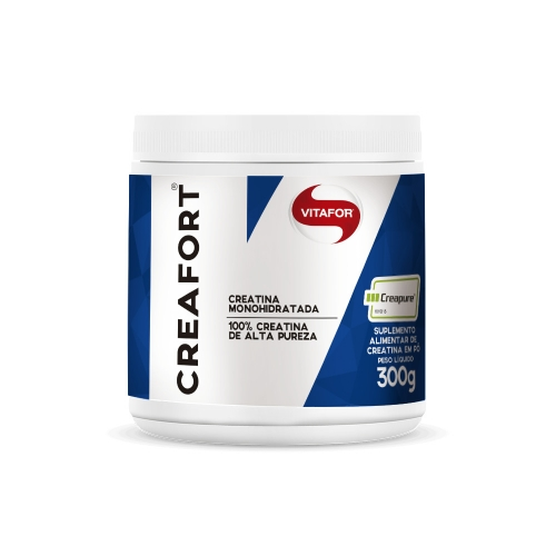 Creatina Creafort (300g) -Vitafor