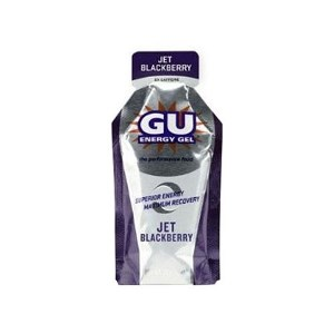 GU Energy Gel Mr. Tuff - Jet Blackberrry - 32g