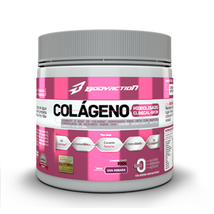 Colágeno Clinical Skin Body Action - Uva - 300g