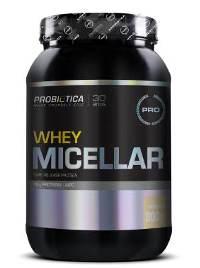 Whey Micellar Millennium Probiótica Baunilha - 900g