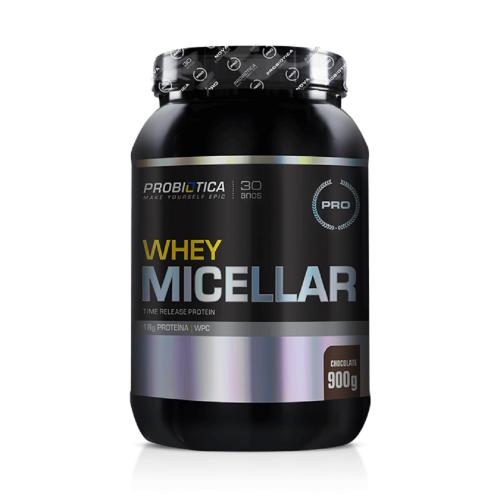 Whey Micellar Millennium Probiótica Chocolate - 900g