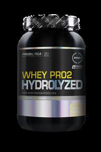 Whey Pro 2 Hidrolisada - Pró Premium Line - Probiótica - Baunilha 900g
