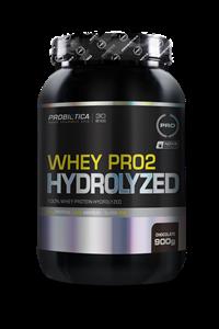 Whey Pro 2 Hidrolisada - Pró Premium Line - Probiótica - Chocolate 900g