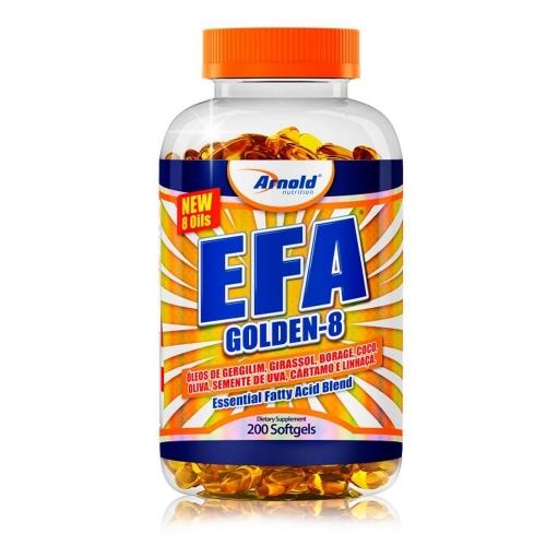 EFA Golden (100 Cápsulas) - Arnold Nutrition