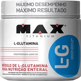 Glutamina L-G Max Titanium - 150g