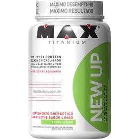 New Up - Max Titanium - Limão - 1 Kg