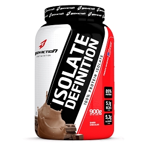 Isolate Definition - Body Action - Chocolate - 900g