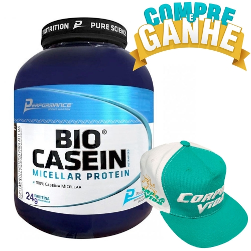 Bio Casein Sabor Cookies (2Kg) - Performance Nutrition