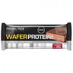 Wafer Protein Bar - Morango - Pró Premium Line - 30g