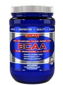 Bcaa Pure Micronized 2:1:1 (400g) - Allmax Nutrition