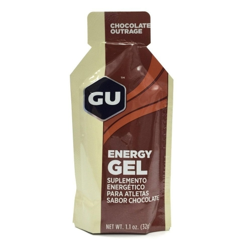 Gu Energy Gel Mr. Tuff - Caramelo - 32g