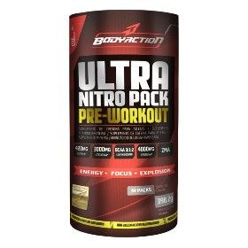 Ultra Nitro Pack - Body Action - 44 Packs