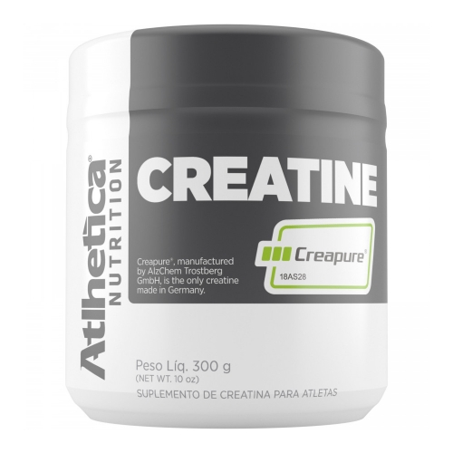 Creatine Creapure (300g) - Atlhetica Evolution