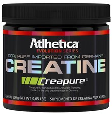 Creatina Creapure (300g) - Atlhetica Evolution