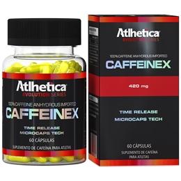 Caffeinex - Atlhetica Evolution - 60 Cápsulas
