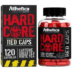 Hardcore Red - Atlhetica Evolution - 120 Cápsulas