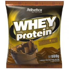 Whey Protein - Athletica Evolution - Chocolate - 900g