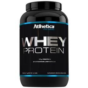 Whey Protein Pro Series 1 Kg - Atlhetica Nutrition - Unissex - Baunilha