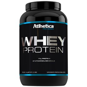 Whey Protein Pro Series 1 Kg - Atlhetica Nutrition - Unissex - Chocolate