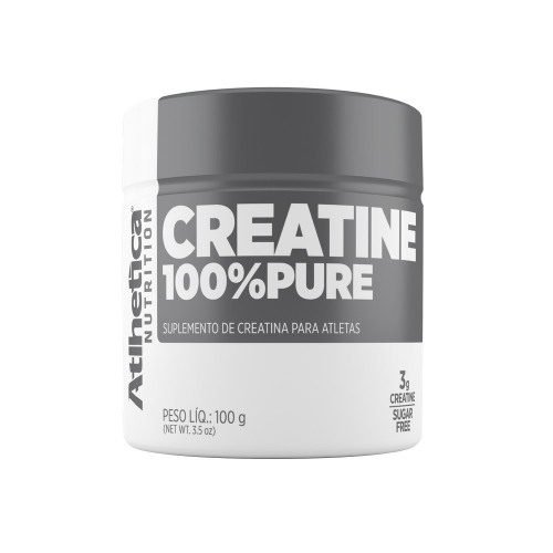 Creatina Pro Series 100% (100g) - Atlhetica Evolution