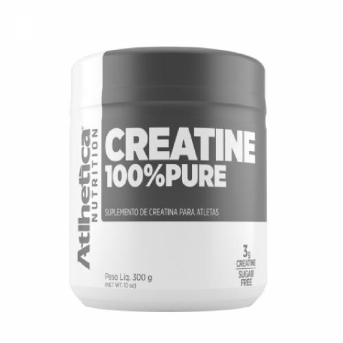 Creatina 100% Pure (300g) - Atlhetica Evolution