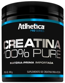 Creatina Pro Series 100% Pure - Atlhetica Evolution - 300g