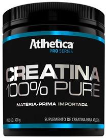 Creatina Pro Series 100% Pure - Atlhetica Evolution - 300g