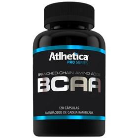 BCAA Pro Series (120 Cápsulas) - Atlhetica Evolution