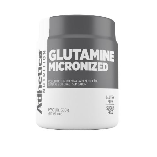 Glutamina Micronizada (300g) - Atlhetica Evolution
