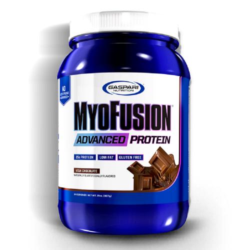 Myofusion Sabor Chocolate (907g) - Gaspari Nutrition
