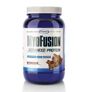 Myofusion Sabor Chocolate (907g) - Gaspari Nutrition