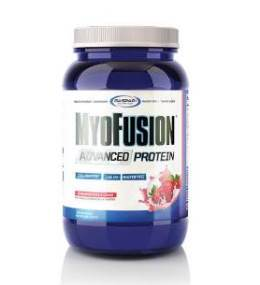 Myofusion Sabor Morango (907g) - Gaspari Nutrition