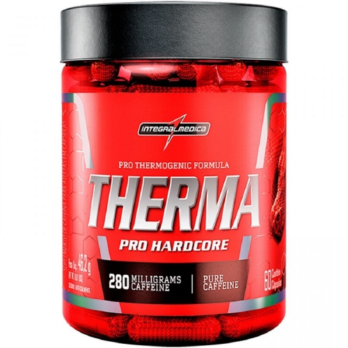 Therma Pro Hardcore (60 Cápsulas) - Integralmédica