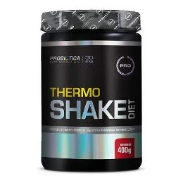 Thermo Shake Diet - Morango - Probiótica - 400g
