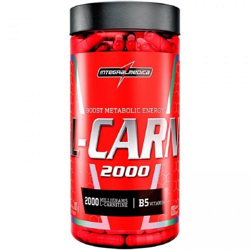 L-Carn - Integralmédica - 120 Cápsulas