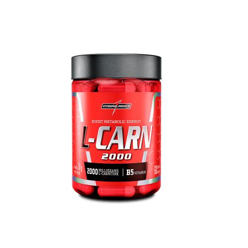 L-Carn - Integralmédica - 60 Cápsulas