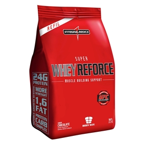 Super Whey Reforce Refil - Integralmédica - Baunilha - 907g