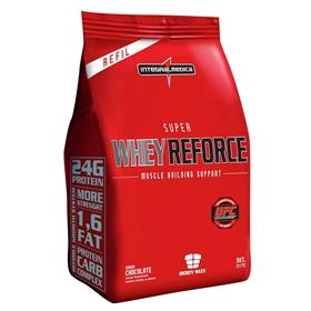 Super Whey Reforce Refil Sabor Chocolate (907g) - Integralmédica