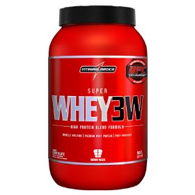 Super Whey 3W - Integralmédica - Chocolate - 907g