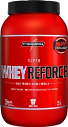 Super Whey Reforce - Integralmédica - Chocolate - 907g