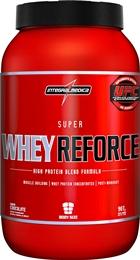 Super Whey Reforce - Integralmédica - Morango - 907g