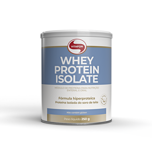 Whey Protein Isolate Módulo (250g) - Vitafor