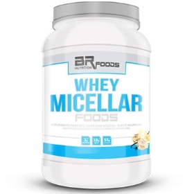 Whey Micellar Foods - BR Foods - Chocolate - 900g